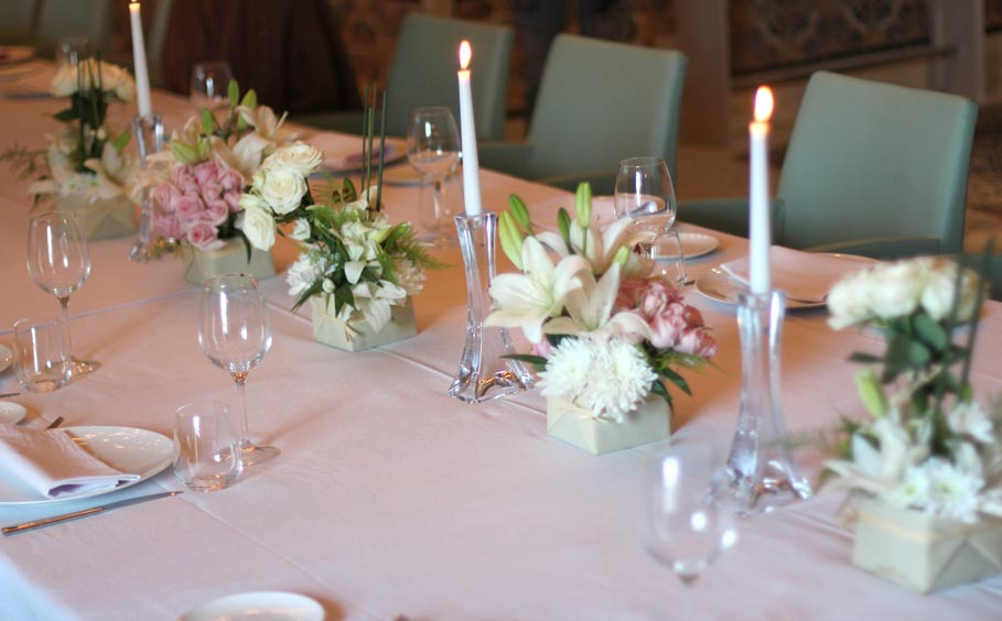 your private and professional events