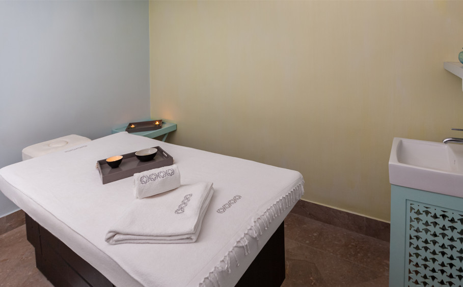 Massage & SPA Room of Dar El Jeld Hotel