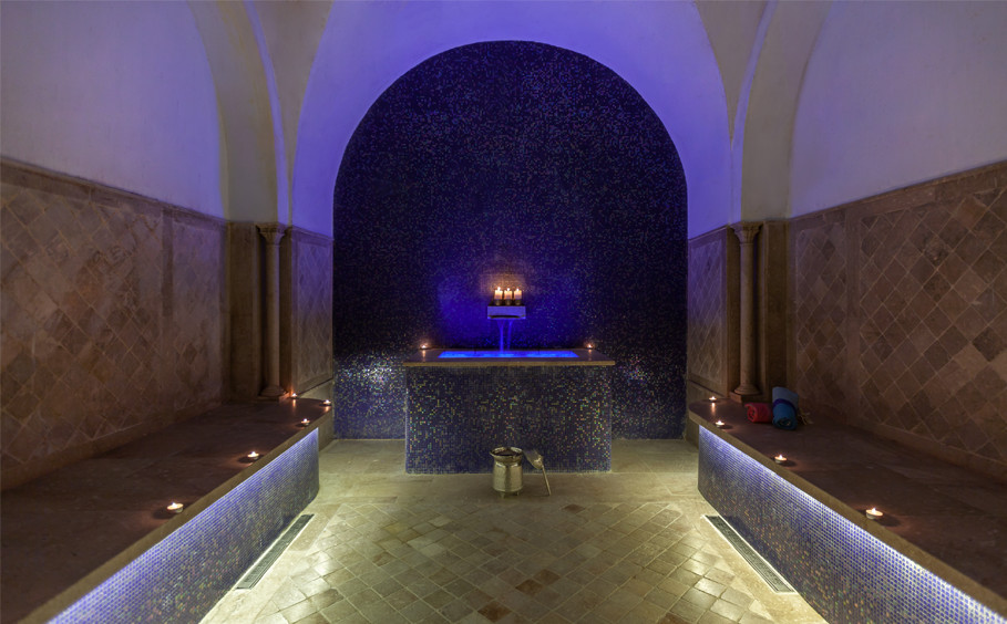 The DAR EL JELD Hammam & Spa